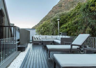 Beach House: deck