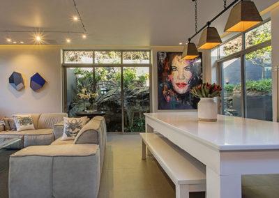 Beach House: dining