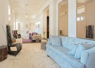 Beach House: lounge