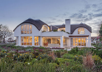 Fancourt House: exterior