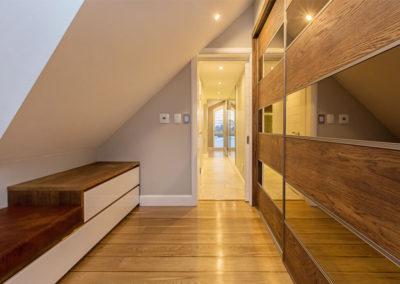 Fancourt House: interior passage