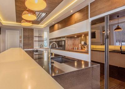 Fancourt House: kitchen