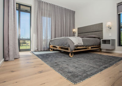 Montague Ridge House bedroom
