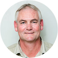 Peter Terblanche - Foreman
